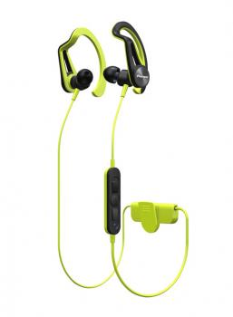 Pioneer SE-E7BT(Y) In-Ear Bluetooth Sportkopfhörer, Yellow